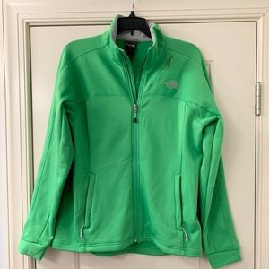 The North Face Green Women's Jacket Size Large